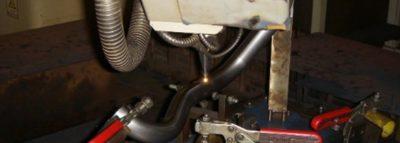 パイプ加工の設備について