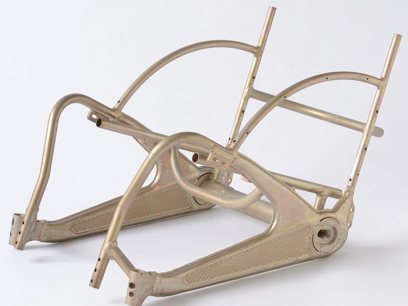 車椅子用フレーム
